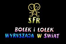 Bolka i Lolek Wyruszaja W Swiat  Theatrical Cartoon Logo