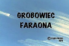 Grobowiec Faraona Cartoon Picture
