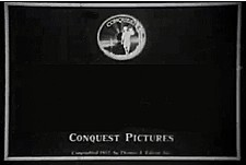 Conquest Pictures Company Studio Logo