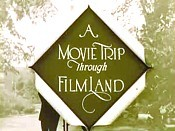 A Movie Trip Through Film Land Free Cartoon Picture