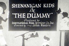 The Shenanigan Kids Theatrical Cartoon Series Logo