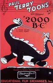 2000 B.C. Picture Of Cartoon