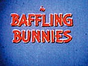 Baffling Bunnies Cartoon Picture