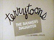 The Banker's Daughter Cartoons Picture