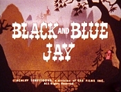 Black And Blue Jay Pictures Of Cartoons