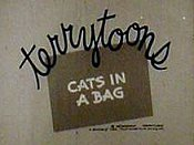 Cats In The Bag Picture Of Cartoon