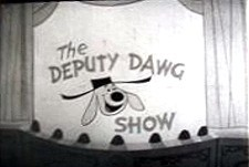 The Deputy Dawg Show Episode Guide Logo