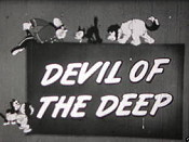Devil Of The Deep Picture Of Cartoon
