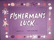 Fishermen's Luck Free Cartoon Picture