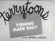 Fishing Made Easy Cartoon Picture