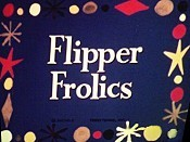 Flipper Frolics Cartoon Funny Pictures