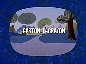 Gaston Is Here Cartoons Picture