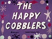 The Happy Cobblers Picture Into Cartoon