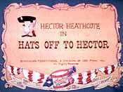 Hats Off To Hector Picture Of Cartoon