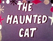 The Haunted Cat Cartoon Picture