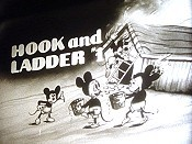 Hook And Ladder Number One Cartoon Picture