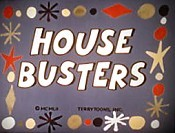 House Busters Picture Into Cartoon