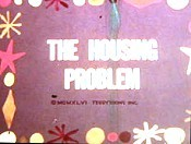 The Housing Problem Cartoon Picture
