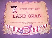 Land Grab Cartoon Picture
