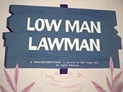 Low Man Lawman Cartoon Picture