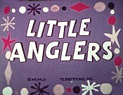 Little Anglers Pictures In Cartoon