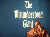 The Misunderstood Giant Cartoon Picture