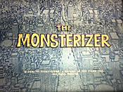 The Monsterizer Cartoon Character Picture