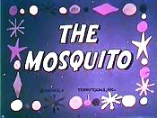Aesops Fables: The Mosquito Cartoon Picture