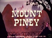 Mount Piney Cartoon Character Picture