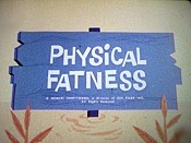 Physical Fatness Cartoon Picture