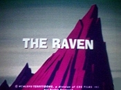 The Raven Cartoon Picture