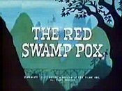 The Red Swamp Pox Cartoon Character Picture