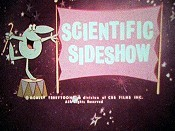 Scientific Sideshow Free Cartoon Picture