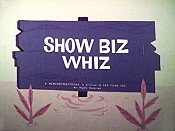 Show Biz Whiz Cartoon Character Picture