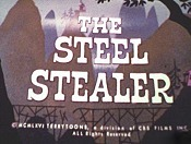 The Steel Stealer Cartoon Character Picture
