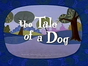 A Tale Of A Dog Cartoon Picture