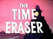 The Time Eraser Cartoon Character Picture