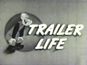 Trailer Life Cartoon Picture