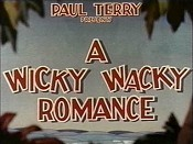 A Wicky Wacky Romance The Cartoon Pictures