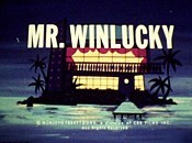 Mr. Winlucky Cartoon Character Picture