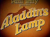 Aladdin's Lamp The Cartoon Pictures
