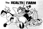 The Health Farm Cartoon Picture