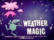 Weather Magic Cartoon Picture