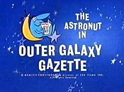 Outer Galaxy Gazette Picture Of The Cartoon