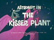 The Kisser Plant Free Cartoon Picture