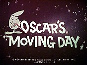 Oscar's Moving Day Picture Into Cartoon