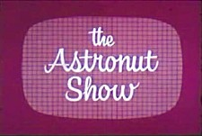 The Astronut Show Episode Guide Logo
