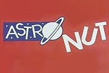 Astronut Theatrical Cartoon Logo