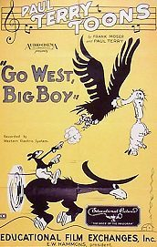 Go West, Big Boy Picture Of Cartoon