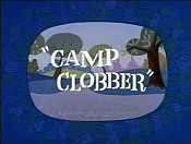 Camp Clobber Picture Into Cartoon
